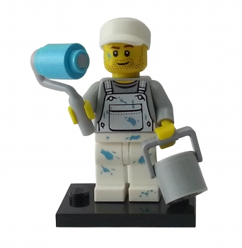 Malermeister No 15 LEGO® Minifiguren  Serie 10-71001