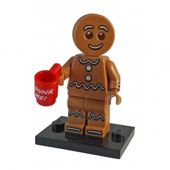 Lebkuchen Mann Lego City Figur