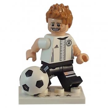 Bausteine Online Benedikt Höwedes 4 Aus Lego 71014 Dfb Die Mannschaft