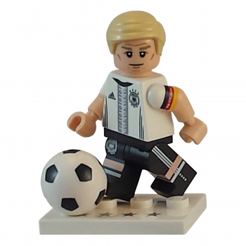 Bausteine Online Bastian Schweinsteiger 7 Aus Lego 71014 Dfb Die
