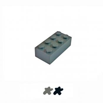 2er und 4er verschiedene Farben LEGO Bausteine