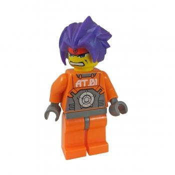 Lego Exo Force Figur Ryo Baukästen & Konstruktion LEGO Minifiguren 2 Gesichter