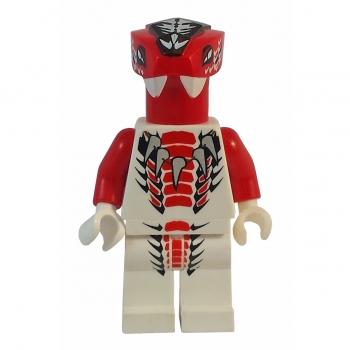 New lego fang-suei from ninjago set 9455 njo036