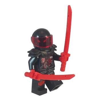 Ninjago 70643 New Mr E Lego Minifigure njo385