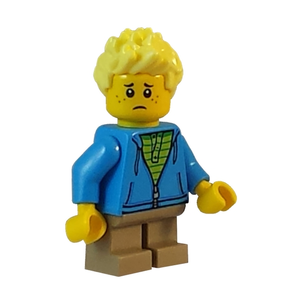 cty657 Lego Minifigur Junge